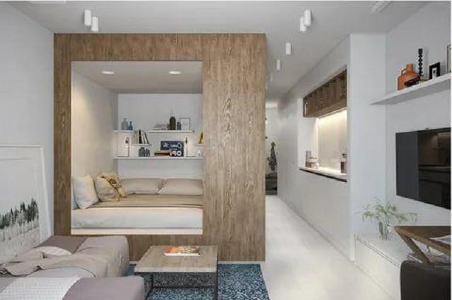 7 интерьерных хитростей для оформления маленькой квартиры.